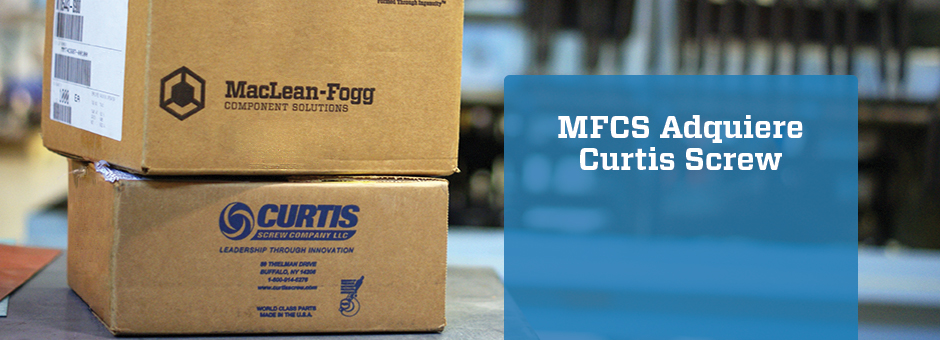 MFCS Adquiere Curtis Screw